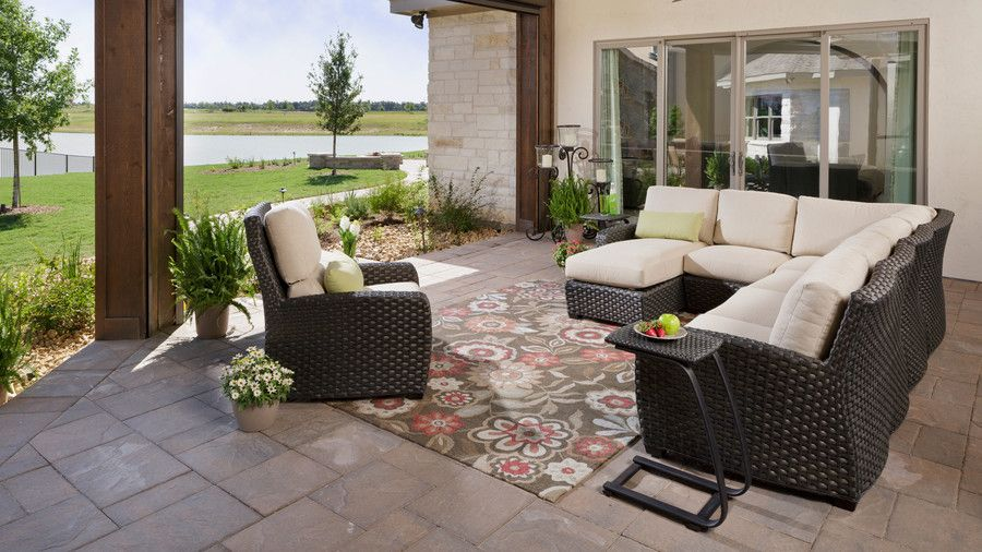 Matin Star Outdoor Living Room