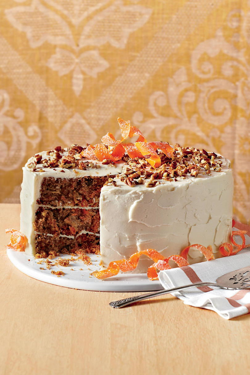 Ultimativno Carrot Cake, carrot cake recipe