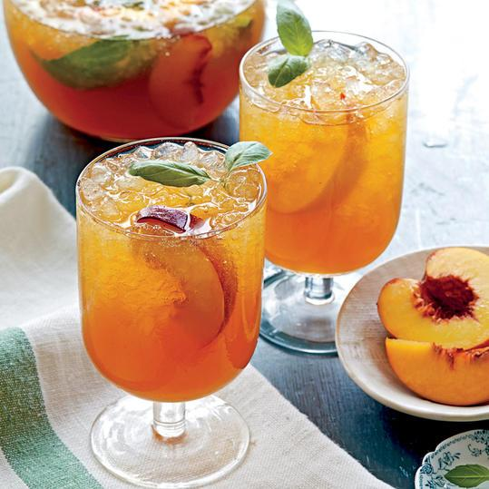 alternative to the Southern standard that is still sweet, and a flavorful morning refreshment.