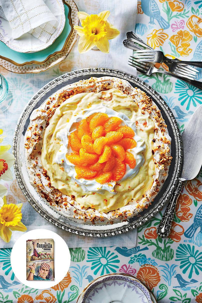 फ्लोरिडा Orange Grove Pie, The Gasparilla Cookbook