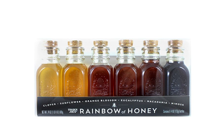 arc en ciel Of Honey