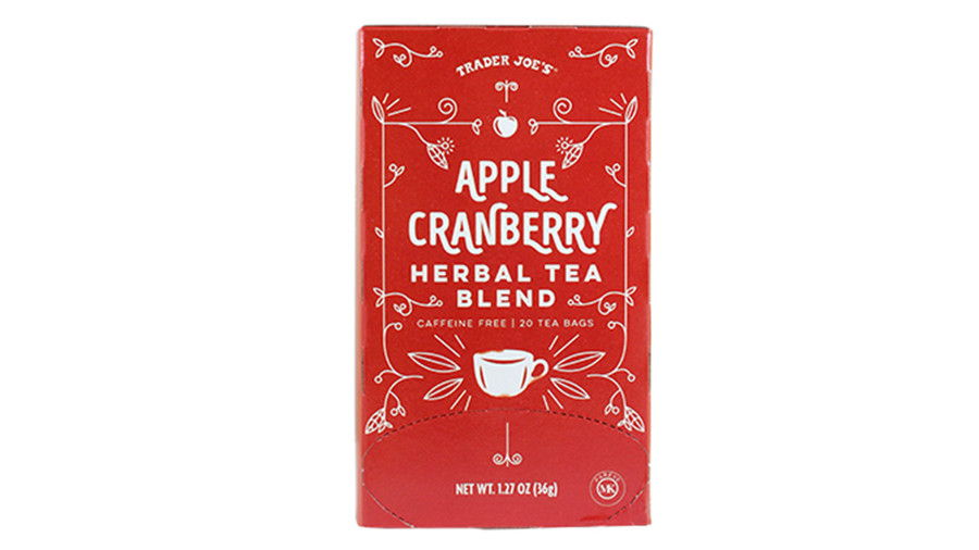 Pomme Cranberry Herbal Tea Blend
