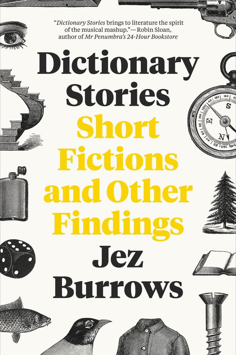 Sanakirja Stories: Short Fictions and Other Findings by Jez Burrows