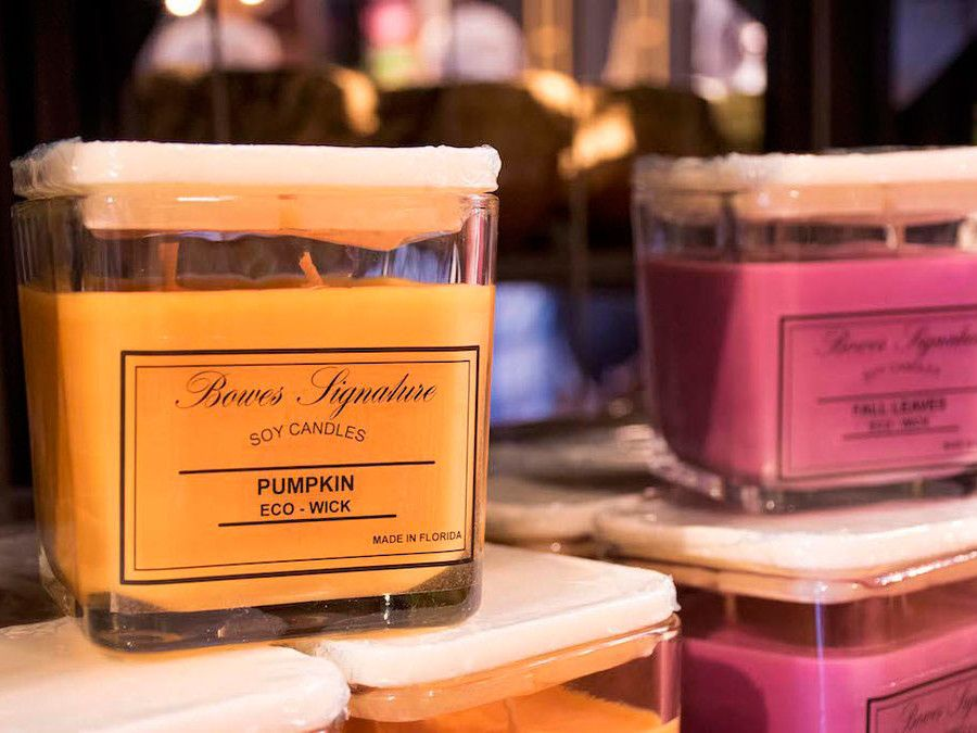 Bowes Signature Soy Candles