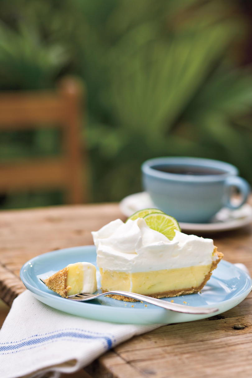 Nebeski Key Lime Pie