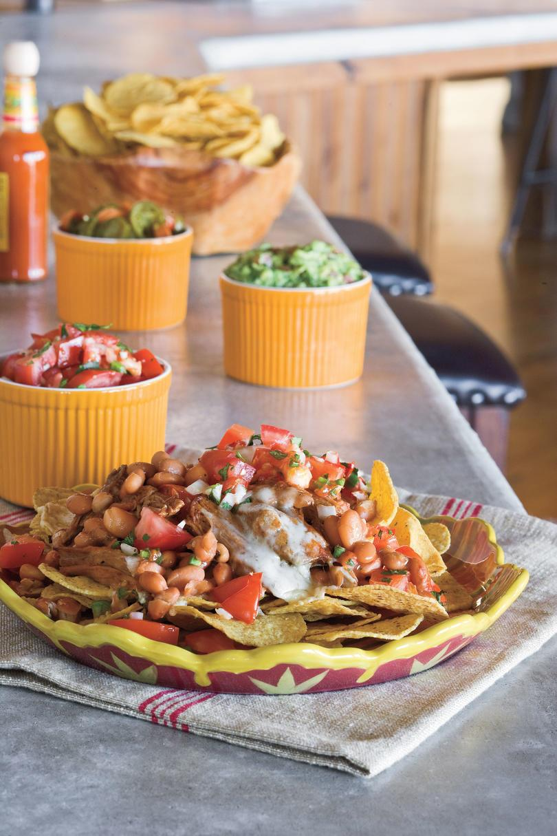 Pioneer Woman: Cowboy Nachos Recipes