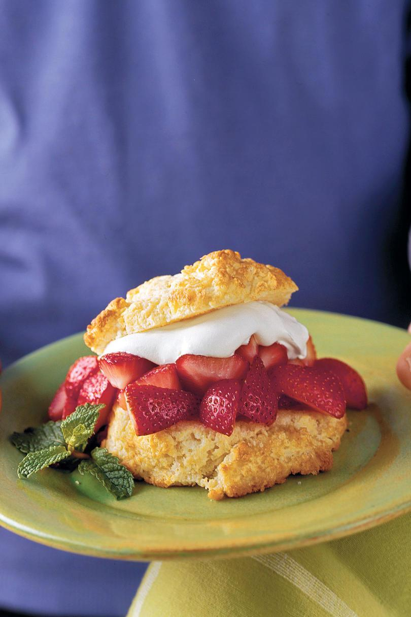Klasik Strawberry Shortcake