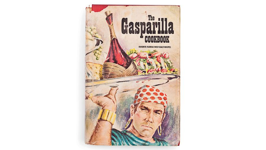 Gasparilla Cookbook by the Junior League of Tampa