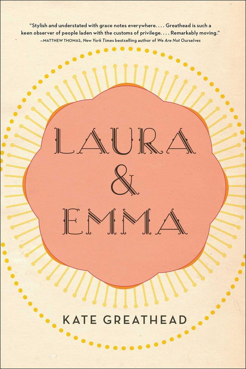 laura & Emma by Kate Greathead