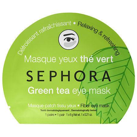 Sephora Collection Green Tea Eye Mask