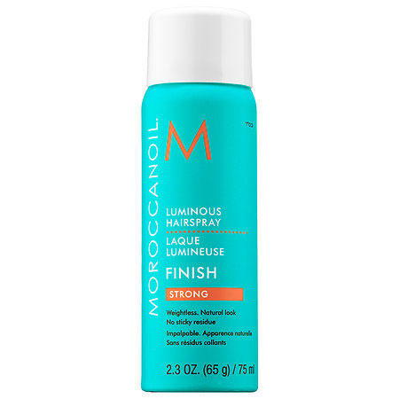 Morrocanoil Luminous Hairspray Strong Finish