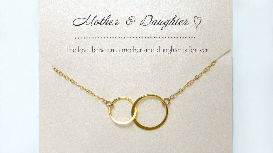Anya Daughter Necklace Set