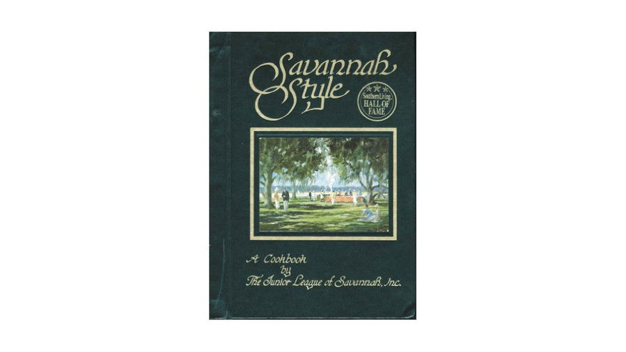 Savanni Style by the Junior League of Savannah
