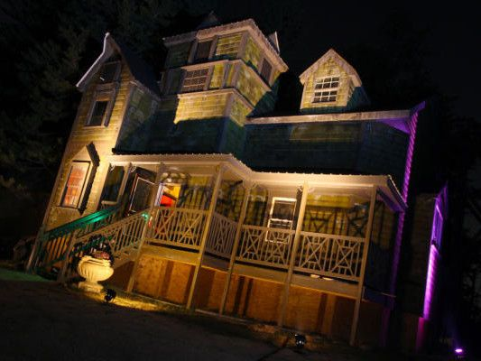 Spookywoods Haunted House