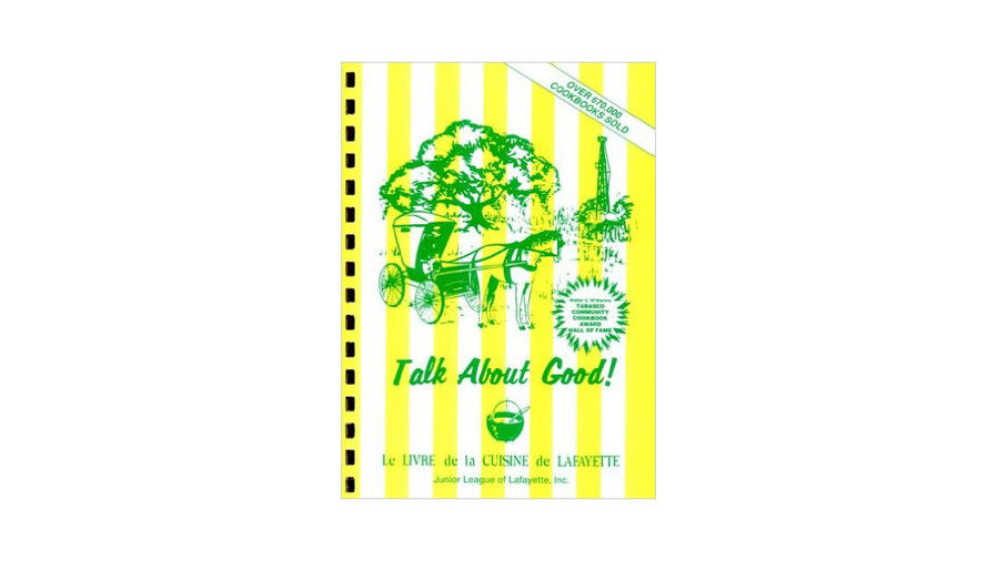Puhua About Good Cookbook by the Louisiana Lafayette Junior League