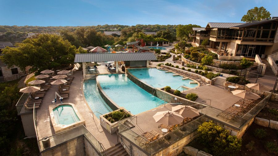 Lakeway Resort and Spa in Texas